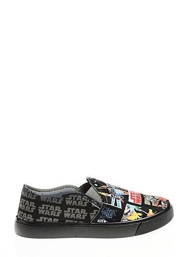 Disney Ayakkabı Siyah